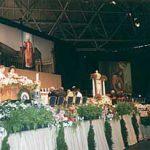 ミサ前のロザリオの祈り