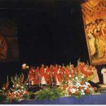 「祈りの日」に参加した司祭団