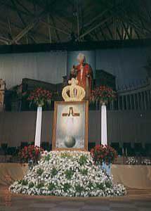 第4回国際祈りの日祭壇