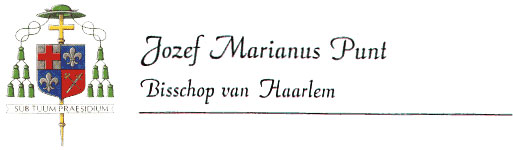 プント司教署名