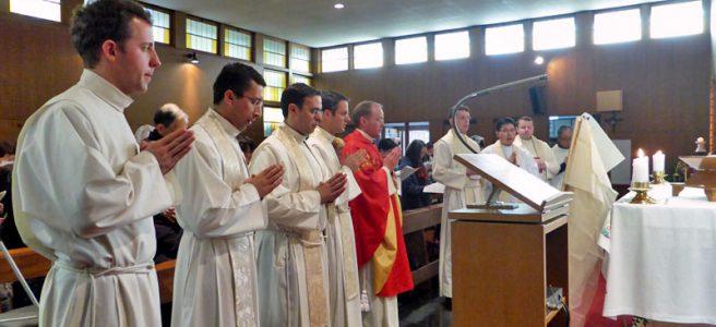 すべての民の御母 日本祈りの日 2018 司祭たち