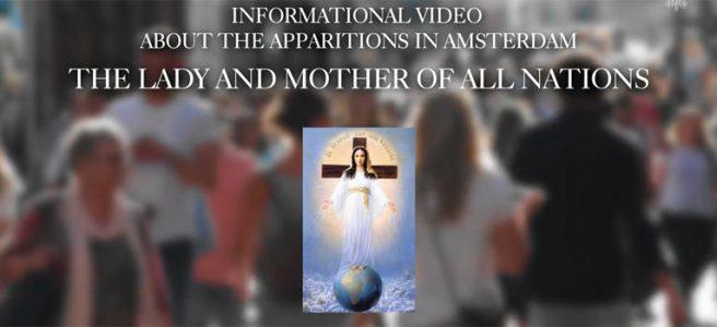 メッセージビデオ「すべての民の御母」
